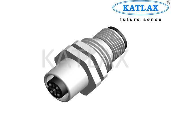 M12 to M12 Male to Female Converter